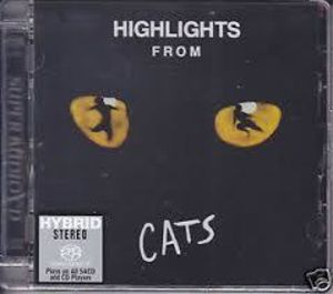Highlights from Cats (1981 Original London Cast) (Original Soundtrack) [Import]