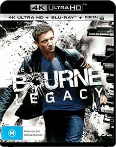 Bourne Legacy [Import]