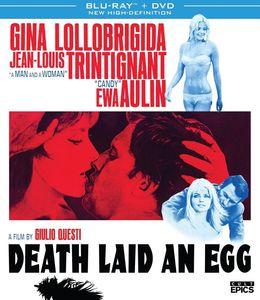 Death Laid An Egg