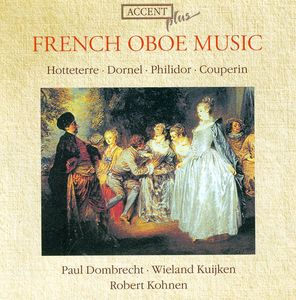 Franzosische Oboenmusik