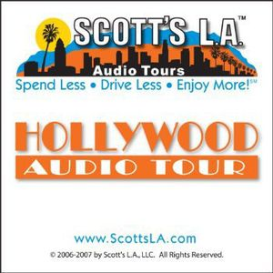 Hollywood Audio Tour