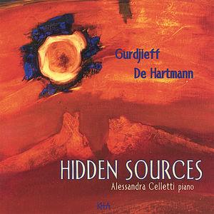 Gurdjieff/ De Hartmann - Hidden Sources
