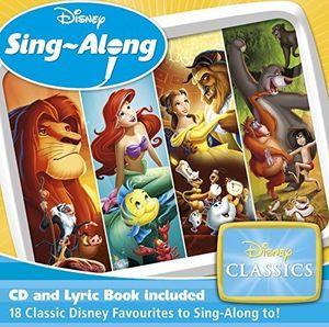 Disney Sing Along: Disney Classics (Original Soundtrack) [Import]