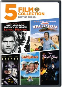 5 Film Favorites: Best Of The 80's