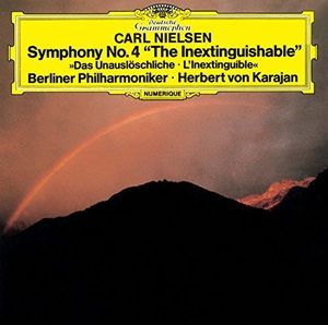 Nielsen: Symphony 4 Das Unauslos