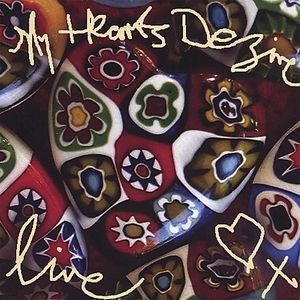 My Hearts Dezire Live at Cheltenham Studio