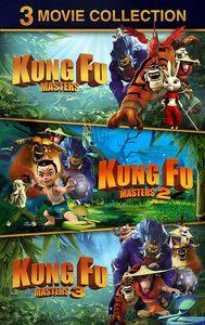 Kung Fu Masters 1+2+3