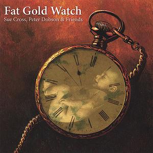 Fat Gold Watch