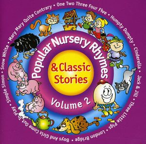 Nursery Rhymes and Stories, Vol. 2