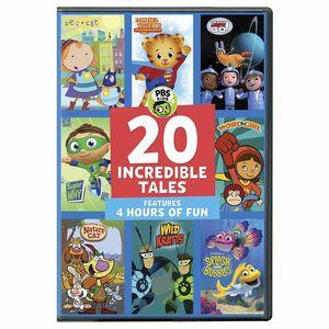 PBS Kids: 20 Incredible Tales
