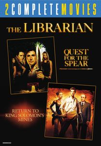 The Librarian: 2 Complete Movies