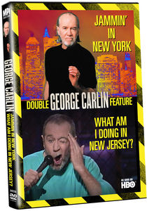 George Carlin: Jammin' in Ny & What Am I Doing In