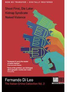 Fernando Di Leo: The Italian Crime Collection Vol. 2