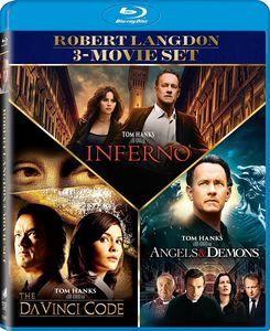 Robert Langdon: 3-Movie Set