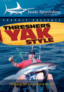 Inside Sportfishing: Thresher Sharks Yak Style