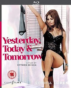 Yesterday, Today and Tomorrow [Import]