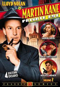 Martin Kane Private Eye 2