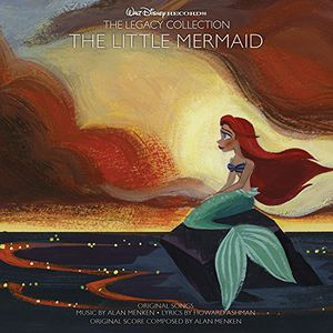 The Little Mermaid: The Walt Disney Records Legacy Collection (2CD)