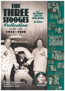 The Three Stooges Collection: Volume 8: 1955-1959