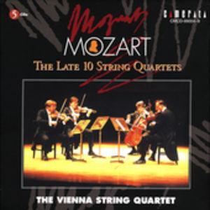 Late 10 String Quartets