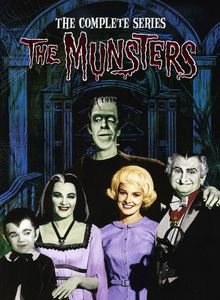 The Munsters: The Complete Series