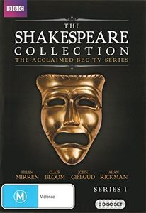 BBC Shakespeare Collection S1 [Import]