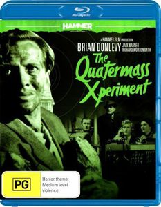 Hammer Horror-Quatermass Xperiment [Import]