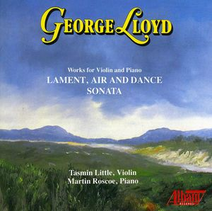 Works for Violin & Piano-Lament, Air & Dance