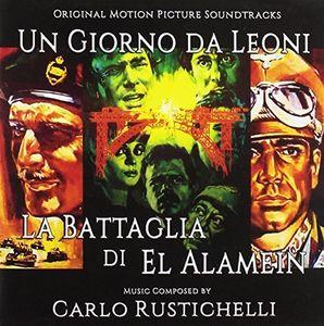 Un Giorno Da Leoni: La Battaglia Di El Alamein [Import]