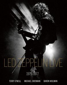 LED ZEPPELIN LIVE