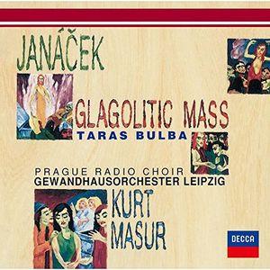 Janacek: Glagolitic Mass. Taras Bulb