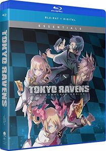 Tokyo Ravens: The Complete Series