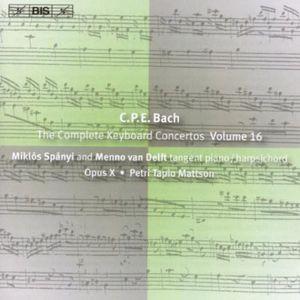 Keyboard Concertos 16