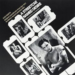 Streetcar Named Desire (Clear Vinyl) (Original Soundtrack) [Import]