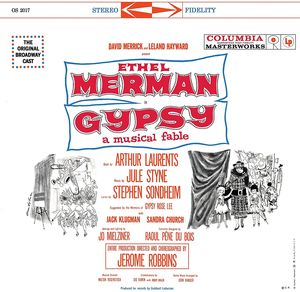 Gypsy (Original Broadway Cast)