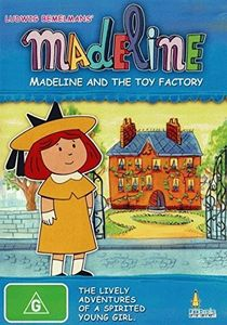 Madeline & the Toy Factory [Import]