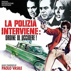 La Polizia Interviene (Original Soundtrack) [Import]