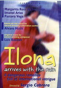 Ilona Arrives With Rain