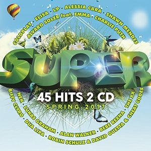 Superhits Spring 2017 /  Various [Import]