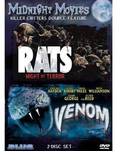 Midnight Movies: Volume 10: Killer Critter Double Feature