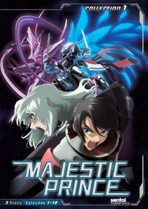 Majestic Prince: Collection 1