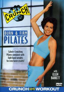 Crunch: Burn & Firm Pilates