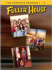 Fuller House: Seasons 1-3