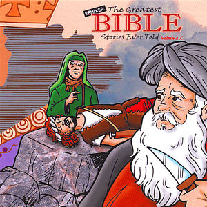 Greatest Bible Stories Ever Told! 2 /  Various