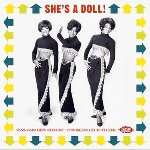She's A Doll! Warner Bros Feminine Side /  Various [Import]
