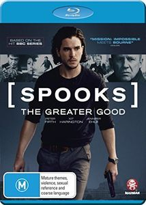 Spooks: The Greater Good (Blu-Ray) [Import]