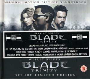 Blade Trinty Deluxe [Import]