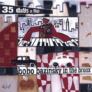 Bobo Bazinsky in the Bronx