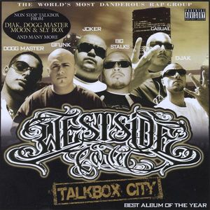 Westside Cartel: Talkbox City /  Various