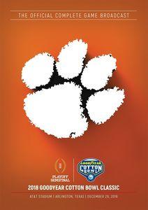 2018-2019 CFP Goodyear Cotton Bowl